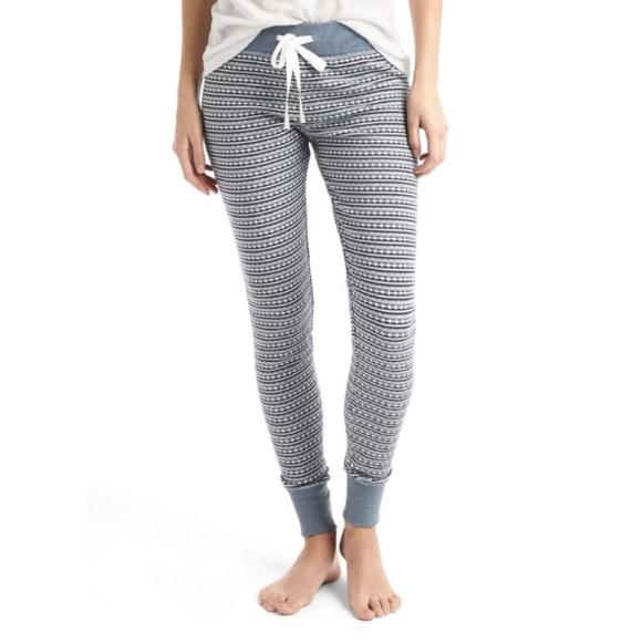 Gap Pants Jumpsuits Body Printed Cotton Leggings Poshmark
